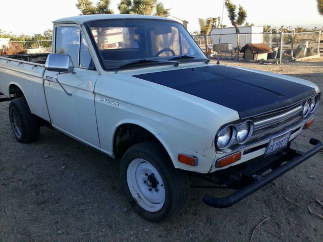 1972 Datsun Other 521