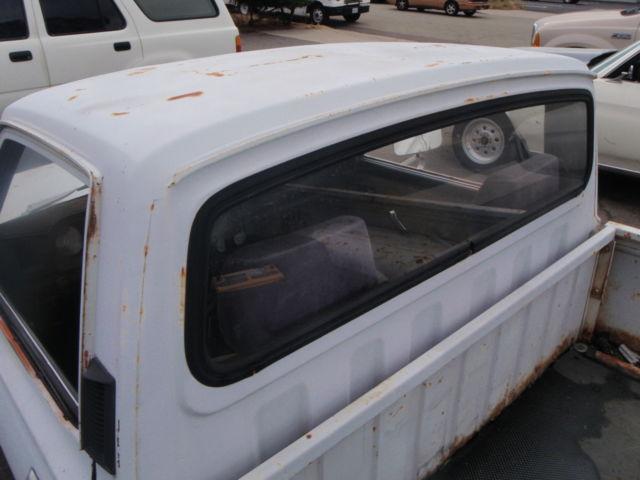1972 DATSUN 620 PICKUP TRUCK TOYOTA PICKUP 20R 5 speed ...