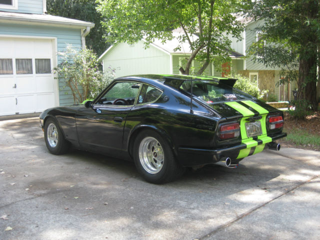 1972 datsun v8 240z hot rod pro touring muscle car for sale photos technical specifications. Black Bedroom Furniture Sets. Home Design Ideas