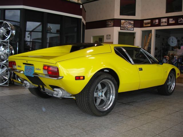 1972 Other Makes Pantera Pre-L