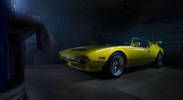 1972 Detomaso Pantera L Custom for sale: photos, technical ...