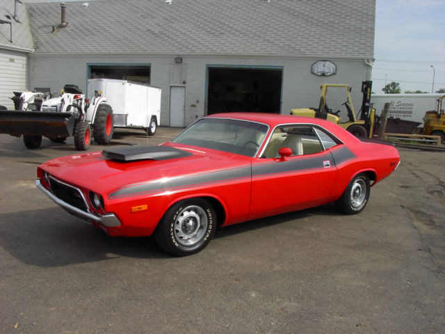 When Was The First Dodge Challenger