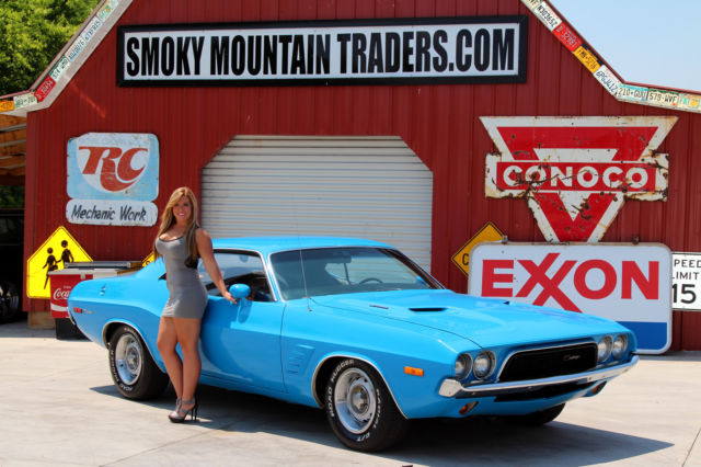 1972 Dodge Challenger Rallye 340 PS PDB Automatic Trans Power Disc Brakes for sale: photos ...