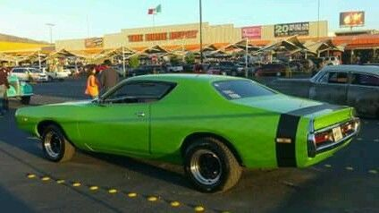1972 Dodge Charger Hardtop