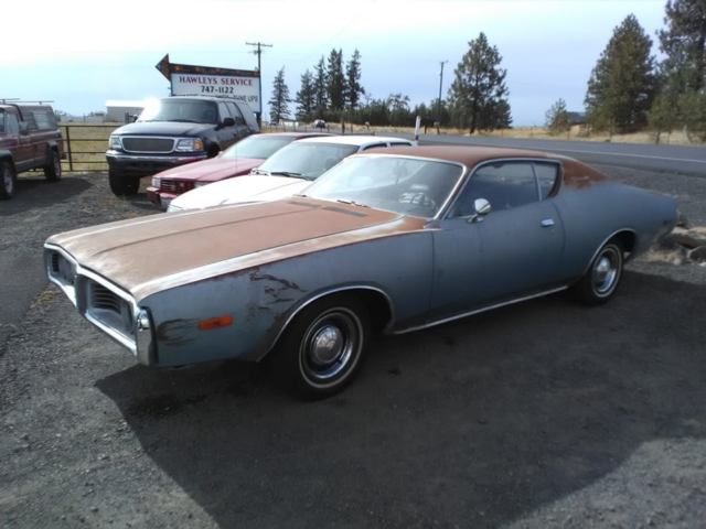 1972 Dodge Charger Charger Coupe