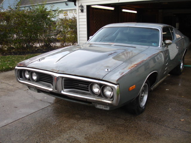 1972 Dodge Charger 2dr