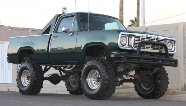 1972 Dodge Other Pickups