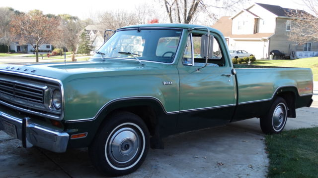 1972 Dodge Other Pickups Adventure