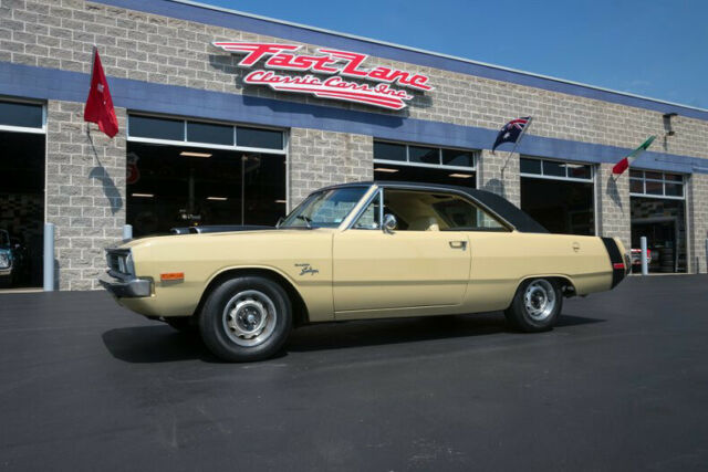 1972 Dodge Dart Swinger 318 V8 Correct Color Combo