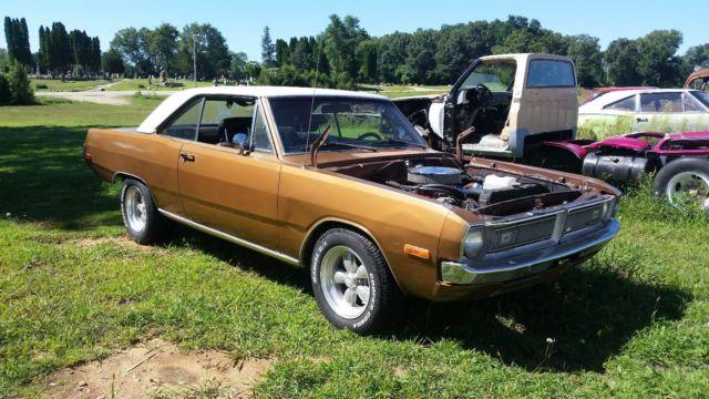 1972 Dodge Dart Swinger 440 Big Block V8  Auto For Sale  Photos  Technical Specifications