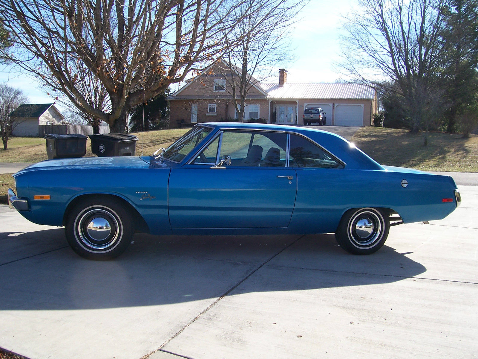 1972 Dodge Dart Sport Coupe