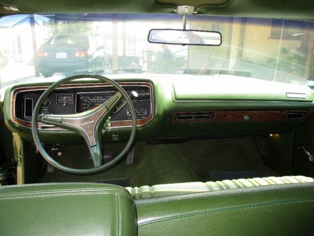 1972 Dodge Polara 4 Door Hardtop For Sale Photos