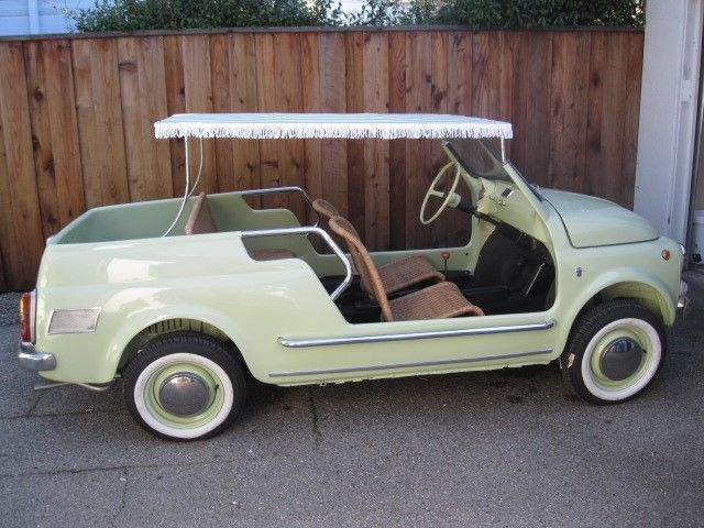 1972 Fiat Other convertible