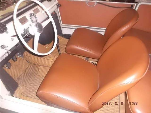 d6dcf9f42d ... 1972 Other Makes Fiat Seat 600 Savio Jungla Jeep style convertible.  prevnext