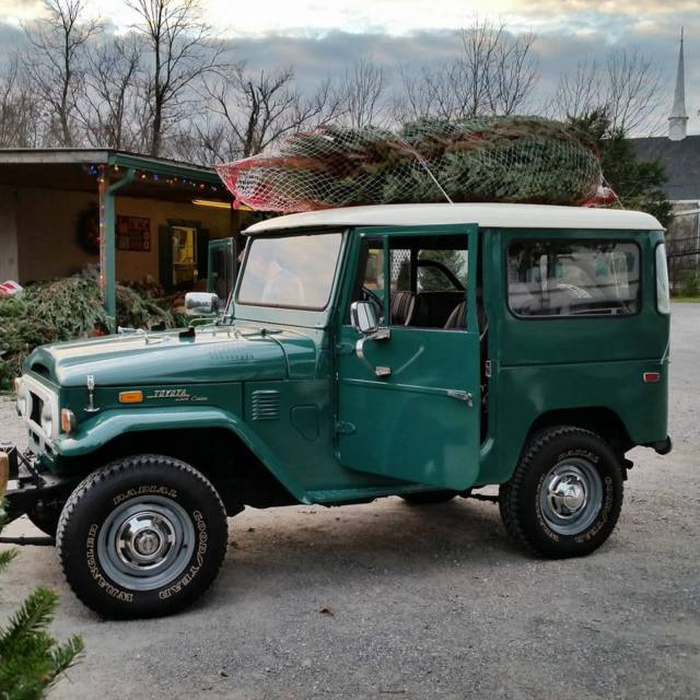 Toyota Fj40 Hardtop For Sale: 1972 FJ40 Landcruiser For Sale: Photos, Technical