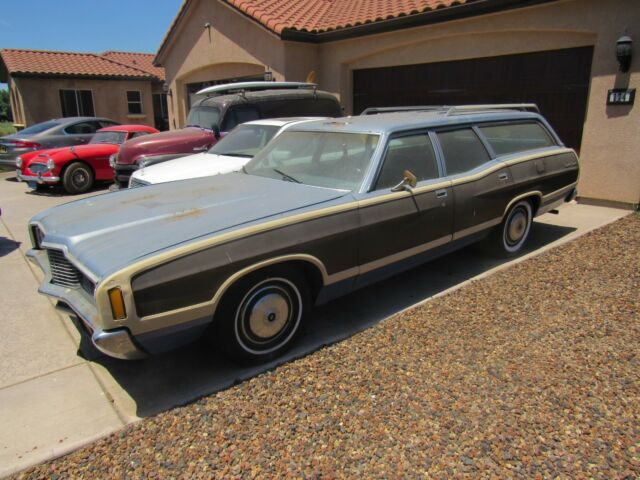 1972 Ford Country Squire