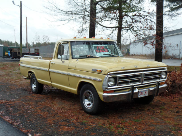 1972 ford f 100 explorer edition pickup 2 door 5 0l for sale photos technical specifications. Black Bedroom Furniture Sets. Home Design Ideas