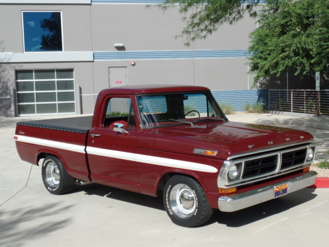 1972 Ford F-100 Custom Pick Up