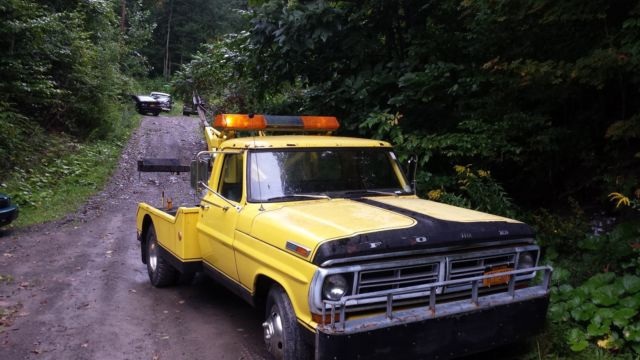 1972 Ford F-350 dually