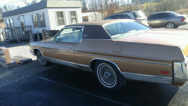 1972 Ford Ltd Brougham 2 Door Coupe For Sale Photos
