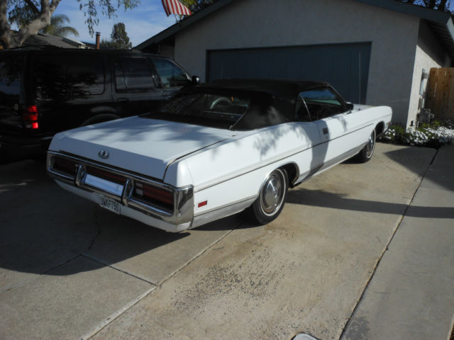 1972 Ford Other LTD