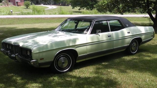 1972 Ford LTD 4 door