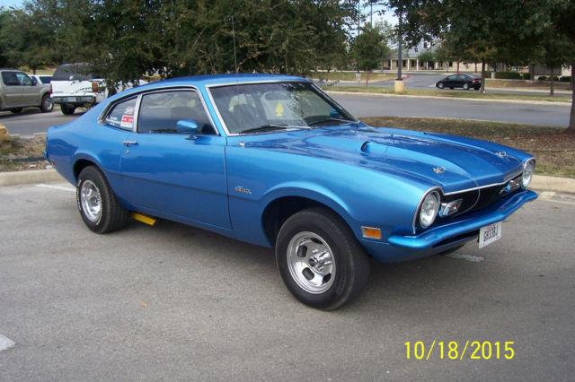 Acura San Antonio >> 1972 Ford Maverick Base Sedan 2-Door 5.0L for sale: photos ...