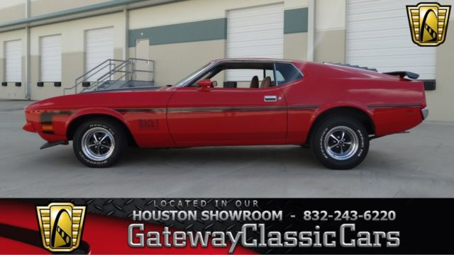 1972 Ford Mustang Mach I