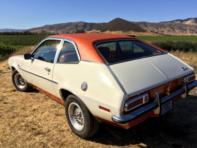 1972 Ford Pinto Coupe