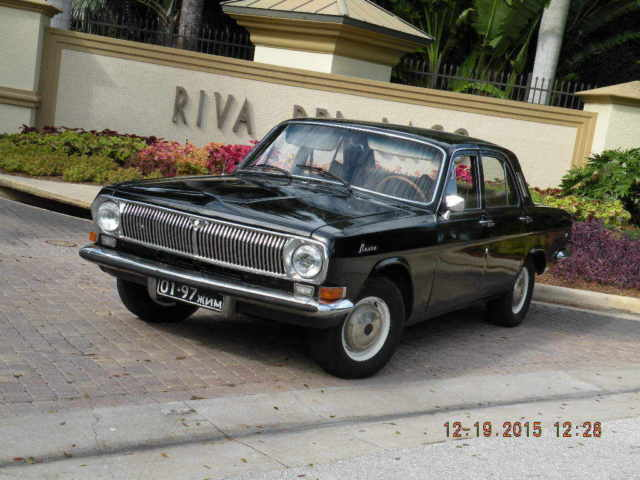 1972 Other Makes GAZ 24 Volga