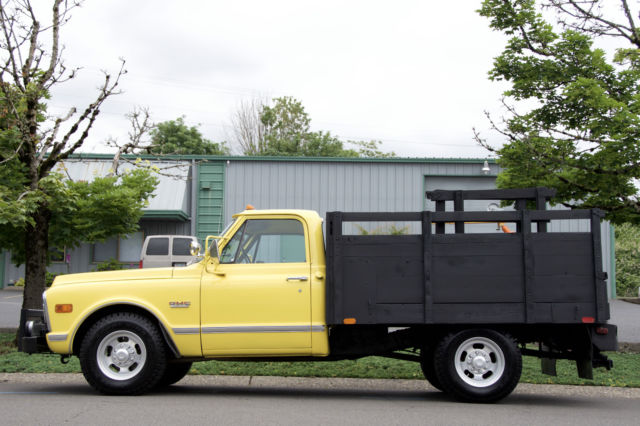 1972 GMC Sierra 2500 Custom Flatbed