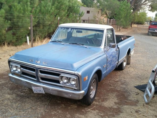 1972 GMC C25/C2500 Pickup Super Custom