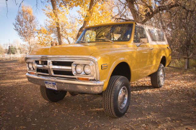 1972 GMC Jimmy Base Sport Utility 2-Door