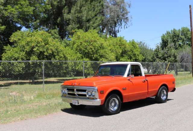 1972 gmc pickup short bed truck 1967 1968 1969 1970 1971 chevy c10 for sale photos technical. Black Bedroom Furniture Sets. Home Design Ideas