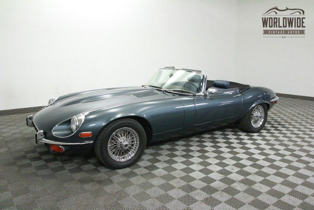 1972 Jaguar XK V12 FRAME OFF RESTORATION 5 SPD!
