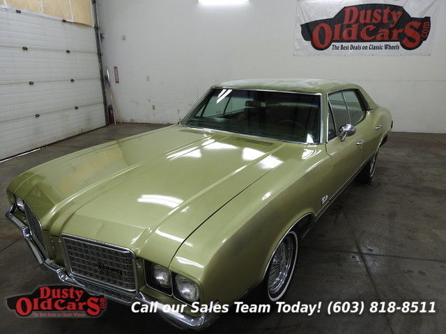 1972 Oldsmobile Cutlass Runs Drives Body Interior VGood 350 Rocket V8