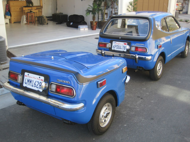 1972 Honda Other Coupe