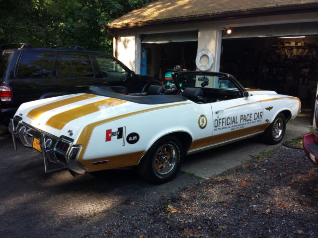 1972 Oldsmobile Hurst Olds W30