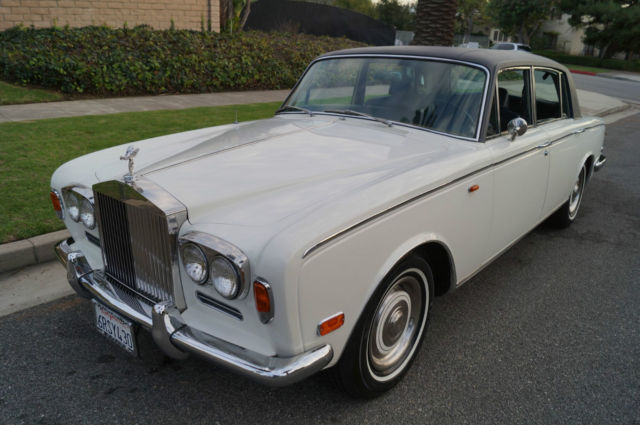 1972 Rolls-Royce Silver Shadow SILVER SHADOW WITH 64K ORIGINAL MILES!