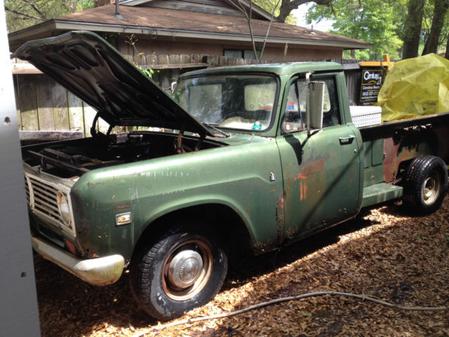 1972 International Harvester Other 1110 Pick Up