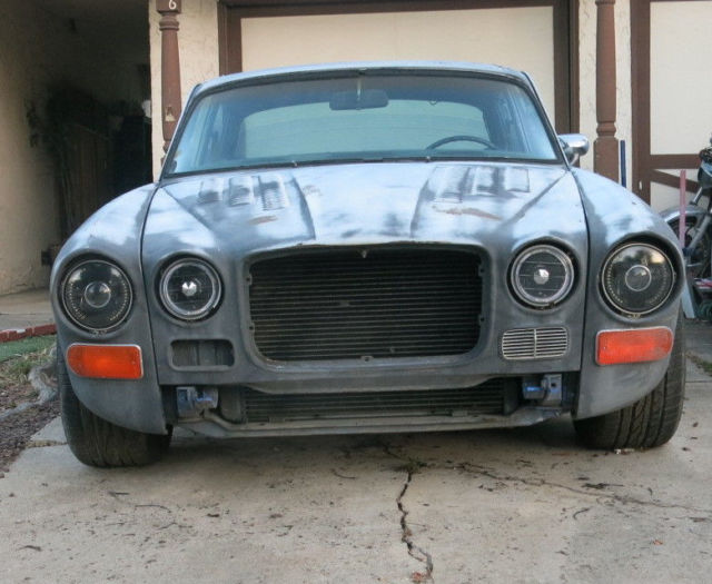 Jaguar chevy conversion for sale