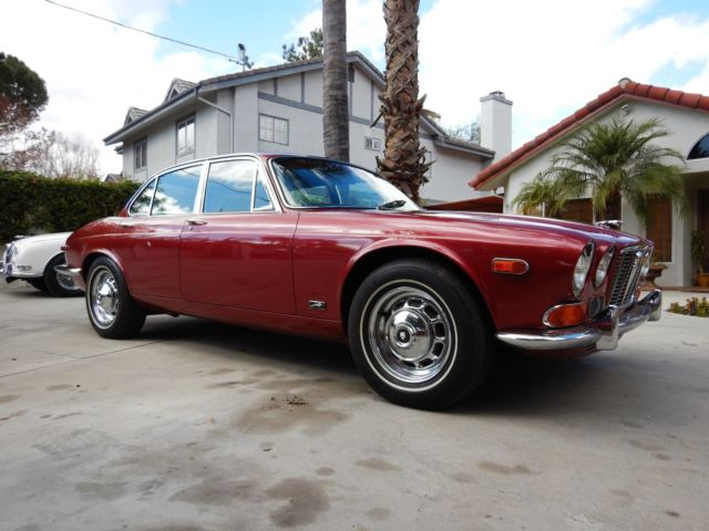 1972 Jaguar XJ6 350 Conversion