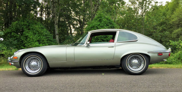 1972 Jaguar E-Type XKE Series III
