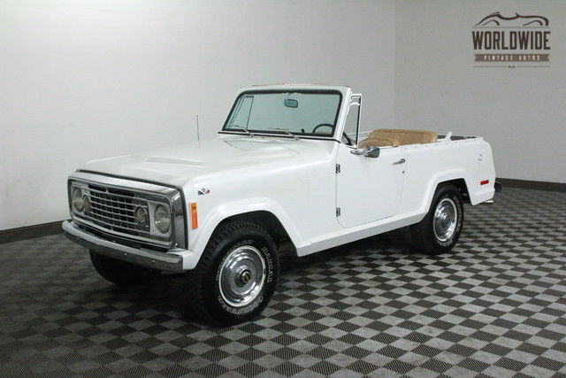1972 Jeep Commando FRAME OFF RESTORED! 4X4. SHOW OR GO!