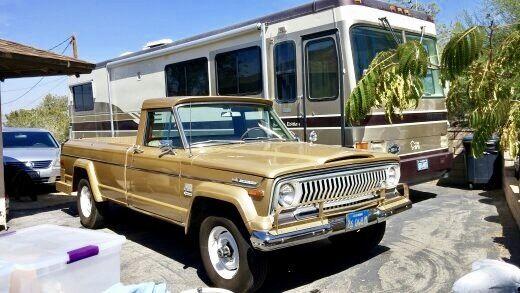 1972 jeep truck