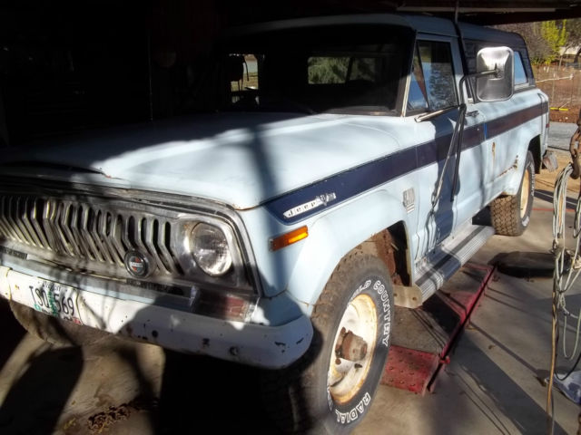 1972 Jeep Other J 4000