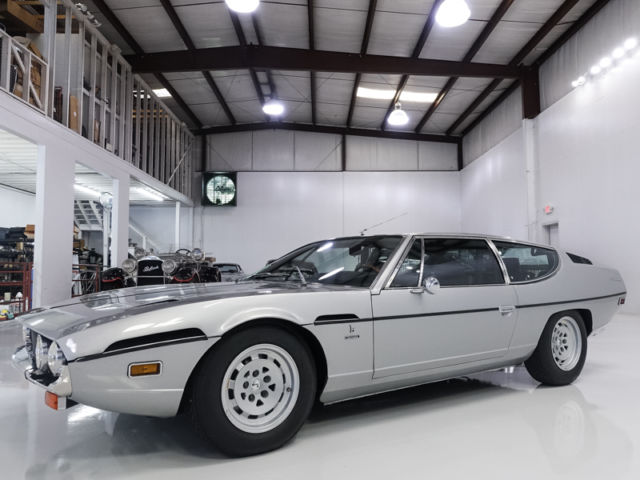 1972 Lamborghini Espada Series II, ONLY 29,417 ACTUAL MILES! ONLY 1 OWNER!