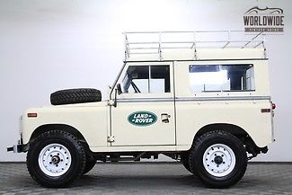 1972 Land Rover Defender Series III Defender