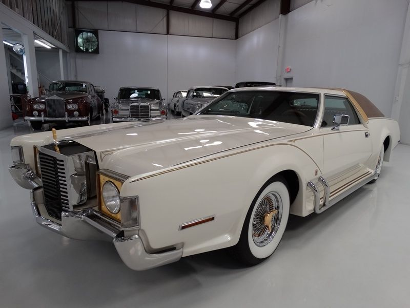 1972 Other Makes Lincoln Bugazzi MOST AMAZING GEORGE BARRIS CREATION EVER BUILT!
