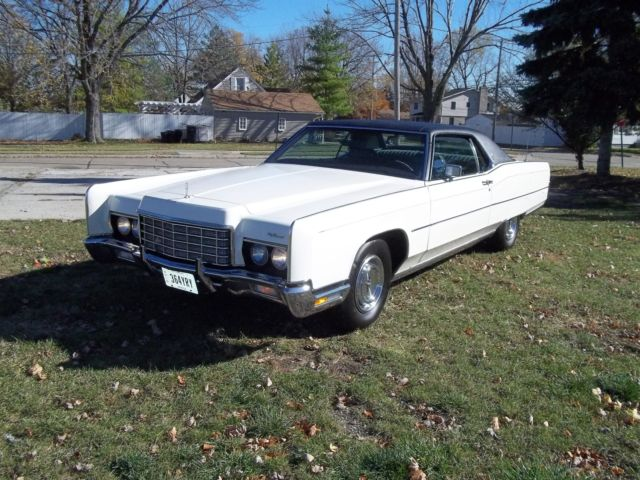 1972 Lincoln Continental 2 DOOR COUPE